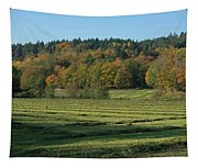 Autumn Scenery Tapestry
