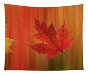 Autumn Spirit Panoramic Tapestry
