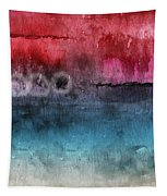 Awakened 4-  Abstract Art By Linda Woods Tapestry