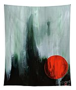 Bad Moon Arising  Tapestry