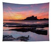 Bamburgh Castle Bam0032 Tapestry
