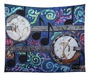 Banjos Tapestry
