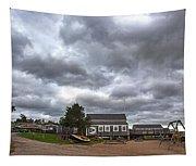 Barnstable Yacht Club October Tapestry
