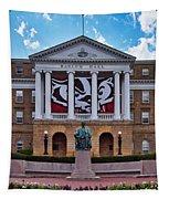Bascom Hall - Madison - Wisconsin Tapestry