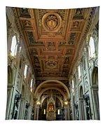 Basilica Di San Giovanni In Laterano Tapestry