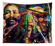 Bass Reeves Tapestry
