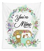 Be In Love Tapestry