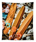 Beach Boards Tapestry