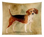 Beagle Tapestry