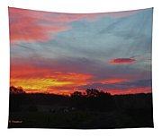 Beautiful Sunrise Tapestry