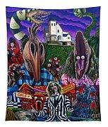 Beetlejuice Tapestry