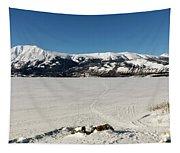 Bennett Lake At Carcross Yukon Tapestry