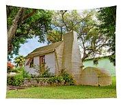 Bermuda Botanical Gardens Tapestry