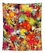 Big Colour Storm Tapestry