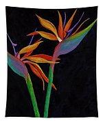 Bird Of Paradise 2 Tapestry by Darice Machel McGuire