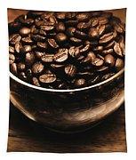 Black Coffee, No Sugar Tapestry