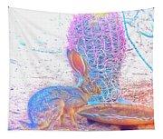 Black-tailed Jackrabbit Tapestry