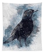 Blackbird Grunge Edition Tapestry
