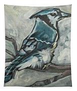 Bluejay Tapestry