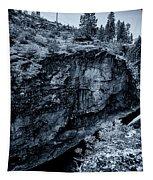 Bluetone Falls Park, Summer 2019 Tapestry by Matthew Nelson