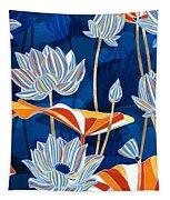 Bold Botanical Tapestry