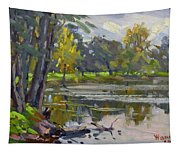 Bond Lake Park Tapestry