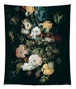 Bouquet Of Flowers  The So Called Liechtenstein Bouquet        Tapestry