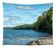 Bras D'or Lake, Cape Breton Nova Scotia, Canada Tapestry