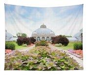Buffalo Botanic Gardens Conservatory Tapestry