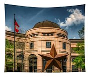 Bullock Texas State History Museum Tapestry