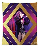 Burlesque Cher Diamond Tapestry