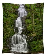 Buttermilk Falls Tapestry by Susan Candelario