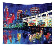 C Town Tapestry