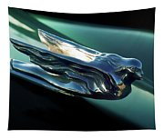 Cadillac Hood Ornament Tapestry