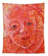 California Clementine Tapestry