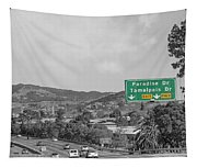 California Highway 101 Tapestry