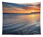 California Sunset V Tapestry