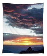 Canyon Sunset Tapestry