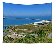 Cap Antifer Oil Terminal  Tapestry