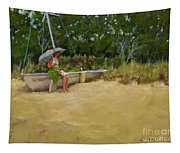Cape Cod Weekend Tapestry