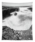 Cape Perpetua Tapestry by Whitney Goodey