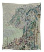 Capri, 1897  Tapestry