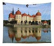 Castle Moritzburg  Tapestry