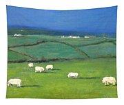 Celtic Sheep Tapestry