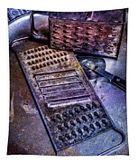Cheese Grater 30 Tapestry