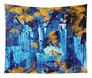 City Streets Cle Tapestry
