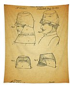 Civil War Military Hat Tapestry