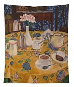 Clarinda's Tea Shoppe Tapestry