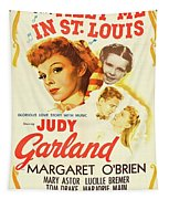 Classic Movie Poster - Meet Me In St. Louis Tapestry