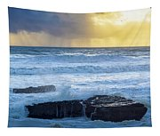 Clearing Storm Tapestry